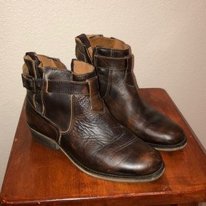 Bronx ankle boot 40
